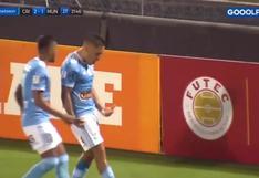 Sporting Cristal vs. Municipal: gol de penal de Alejandro Hohberg para el 2-1 de los bajopontinos (VIDEO)