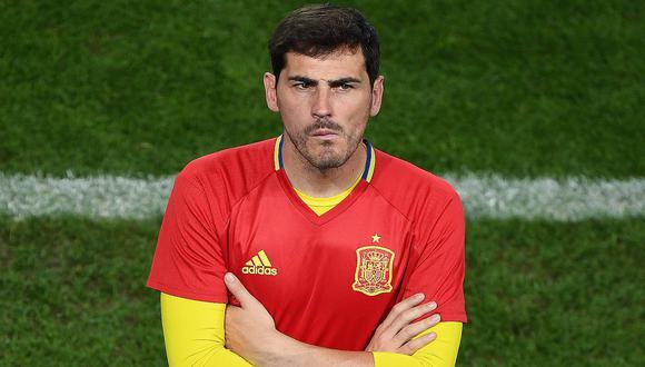 Iker Casillas fue marginado de la selección de España (VIDEO)