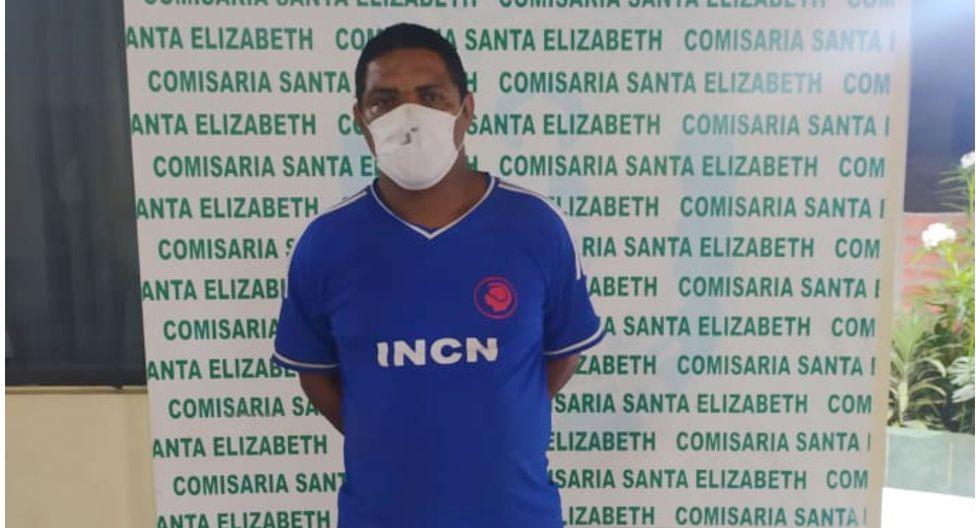 Policía fue agredido por sujeto que incumplía cuarentena en San Juan de Lurigancho. (Foto: Difusión)