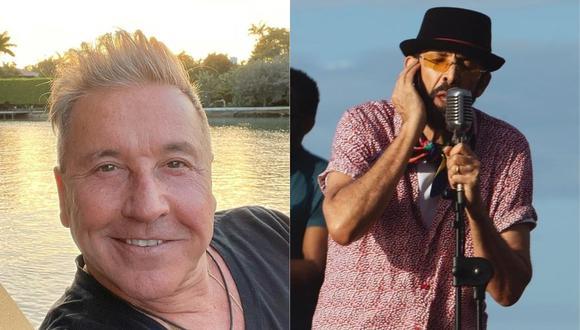 """Ricardo Montaner Y Juan Luis Guerra unieron sus voces para lanzar """"Dios lo quiso así"""". (Foto: @ricardomontaner/@juanluisguerra)"""