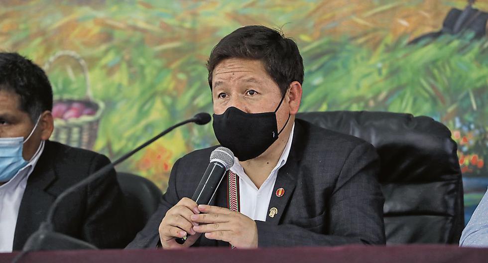 Guido Bellido y los perfiles para trabajar en el Estado: Las Chiquitas de hoy, 27 de setiembre