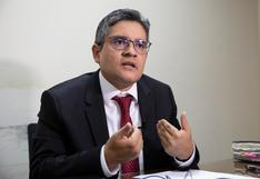 "Fiscal José Domingo Pérez pide que ""no se modifique"" modalidad de audiencia contra Keiko Fujimori"