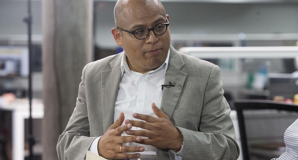 """José Carlos Requena, analista político: """"La figura presidencial se ha manchado tras audios"""""""
