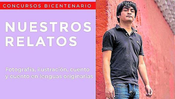 Integrante de Correo Arequipa gana concurso de cuentos del Bicentenario
