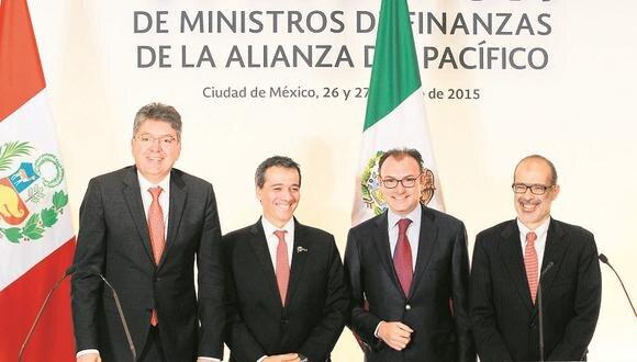 MEF: Alianza del Pacífico acelera su integración económica y comercial