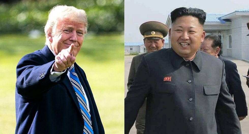 Donald Trump confirma que funcionarios de EE.UU. están en Corea del Norte para cumbre