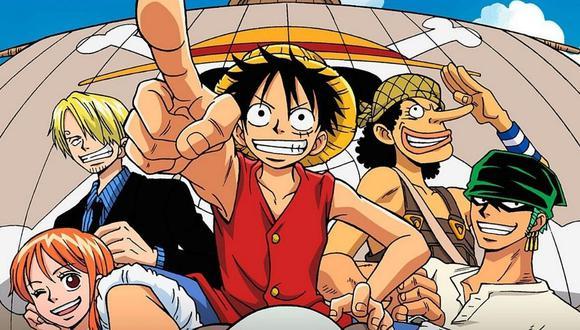 """Las grabaciones de la nueva versión de """"One Piece"""" se realizarán en Sudáfrica desde el 31 de agosto. (Toei Animation)."""