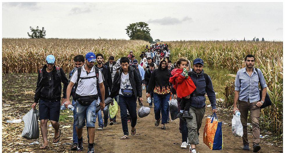 La UE y la ONU ven la crisis de los refugiados como un desafío a sus valores (VIDEO)