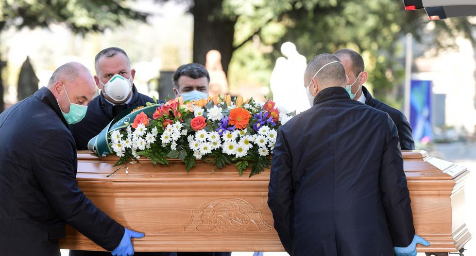 """""""En octubre y noviembre se verá una mortalidad más elevada"""" en Europa, advierte director de la OMS"""