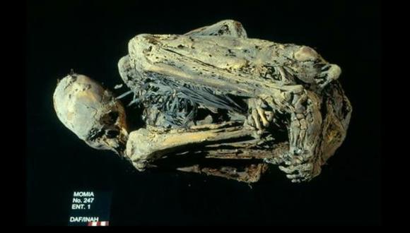 Chile: Niños descubren momia de 7.000 años de antigüedad