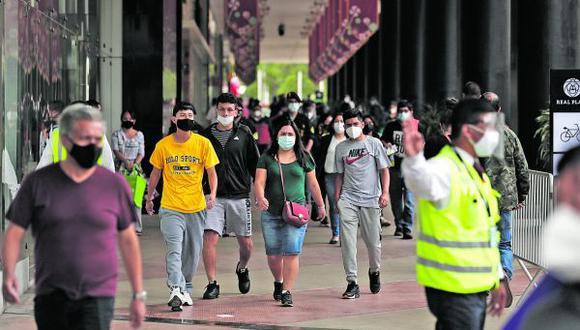 El aire es la principal fuente de contagio
