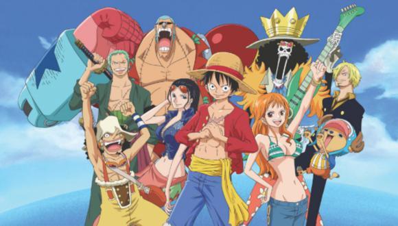 El manga de One Piece celebró su capítulo 1,000 en enero y, este 2021, cumple 24 años de publicarse en la revista japonesa Shonen Jump | Crédito: Shonen Jump