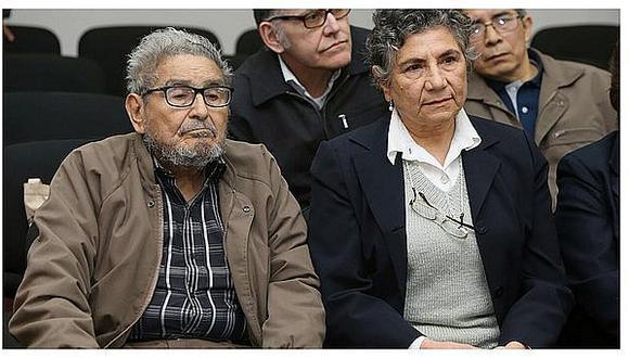 Tribunal Constitucional rechazó hábeas corpus para que Elena Yparraguirre visite a Abimael Guzmán