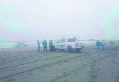 Naufragio deja un muerto y dos desaparecidos en Huarmey