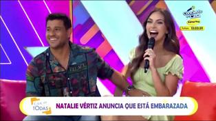 Natalie Vértiz confirman estar esperando a su segundo bebé
