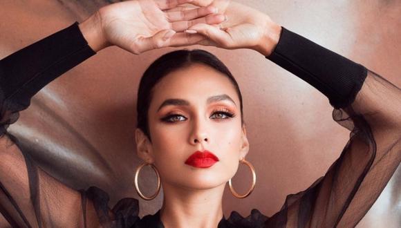 La modelo Janick Maceta se convirtió en la nueva Miss Perú 2020. (Foto: @janickmaceta)