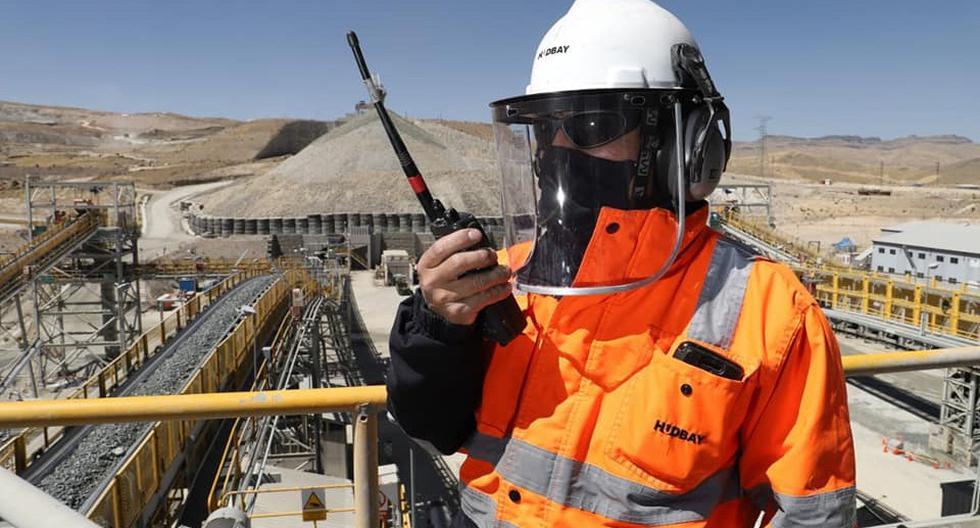 Cusco: minera Constancia recibe certificación de bioseguridad contra COVID-19