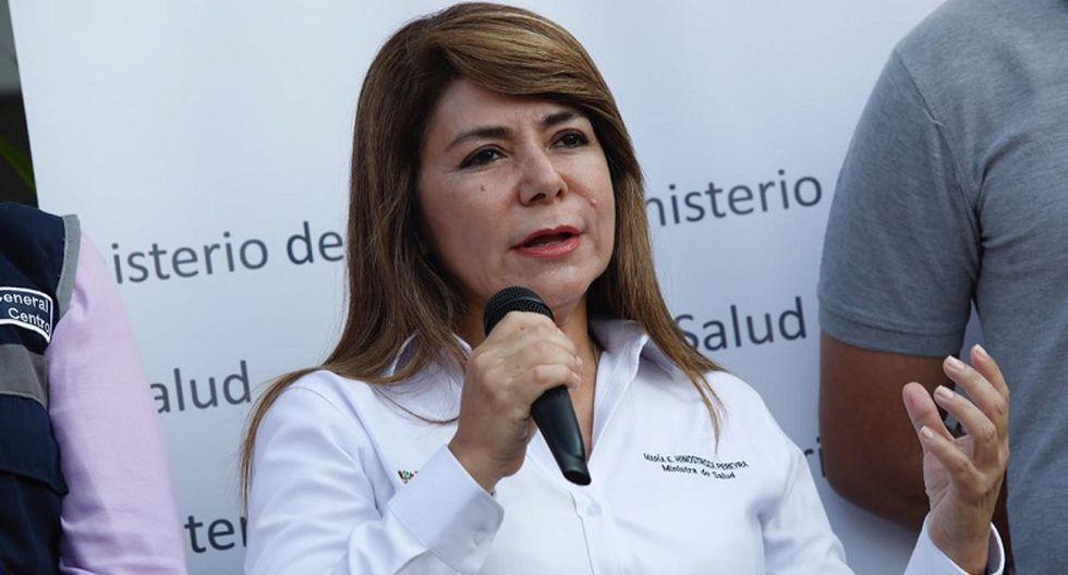 Elizabeth Hinostroza (Foto: Diana Marcelo)