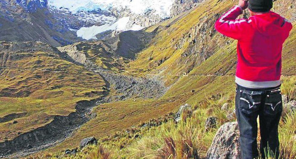 Cambio climático: La temperatura podría aumentar en Perú 5,3ºC en el 2100