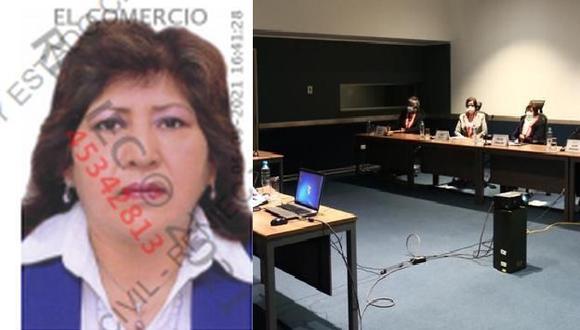 JNJ destituye a jueza de Junín. (Foto Reniec/archivo GEC)