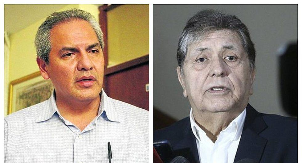 Omar Quesada: Hay una orientación en la Fiscalía para llegar a Alan García a través de terceros