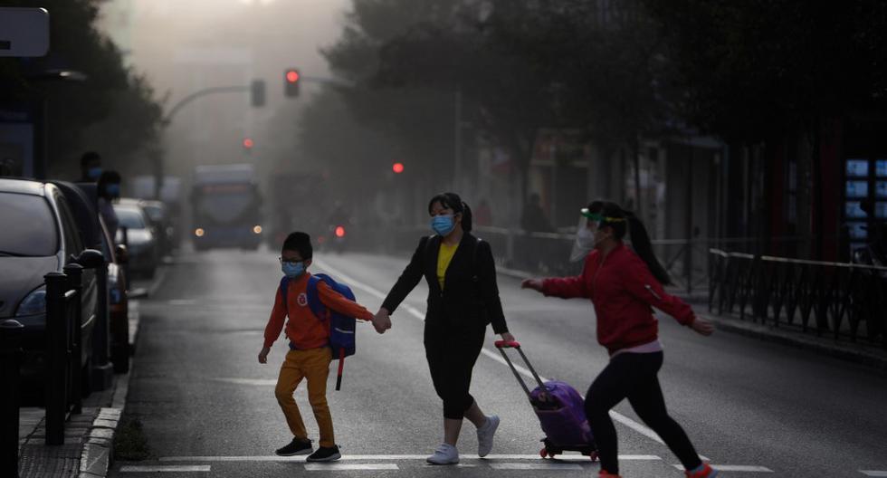 Coronavirus: Madrid, España ampliará las zonas con movilidad restringida el viernes