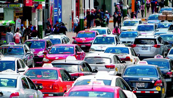 Autos colectivos de Huancayo  podrán renovar autorización