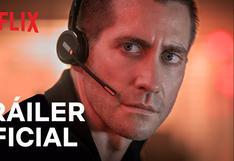 Disfruta del tráiler oficial de 'Culpable' protagonizado por Jake Gyllenhaal