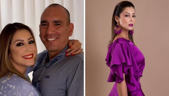Rafael Fernández le propuso matrimonio religioso a Karla Tarazona. (Foto: Instagram / @latarazona).