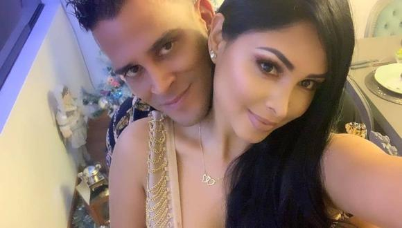 Christian Domínguez inició una relación junto a Pamela Franco hace más de un año. (Foto: Instagram @christiandominguezof).