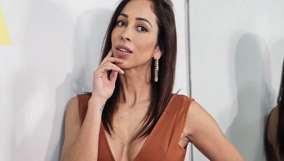 Conductor de espectáculos no dudó en arremeter contra Olinda Castañeda, luego que ella los acusara de haber llamado a la Policía