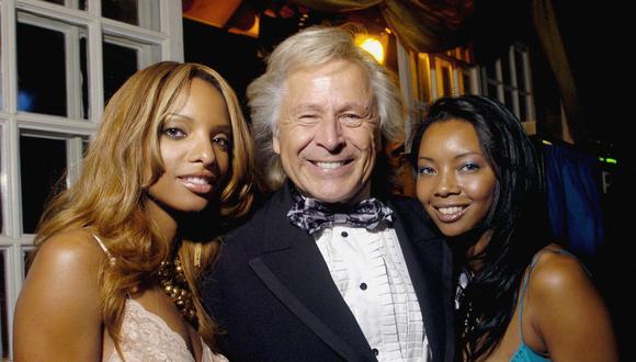 Foto del archivo tomada el 8 de septiembre de 2005 donde Peter Nygard asistió a la fiesta de apertura de TIFF. (Foto: AFP)