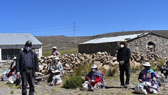 Arzobispado de Arequipa llevó ayuda a más de 70 mil personas