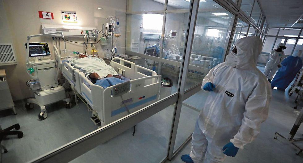 Respecto al convenio entre las clínicas privadas con el Gobierno sobre el precio por atender a pacientes con COVID-19, Valverde consideró que la reacción del Ejecutivo fue tardía. (Foto: Lino Chipana/GEC)