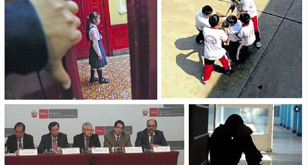 Ministro de Educación: 15 niños o adolescentes denuncian abuso escolar o sexual al día en Perú