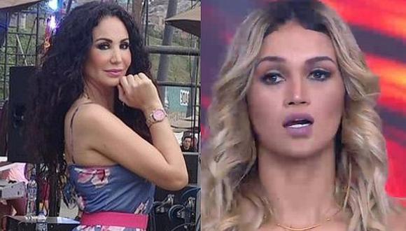 "Janet Barboza aconseja a Angie Arizaga: ""Cuando te agreden, te defiendes"" (VIDEO)"