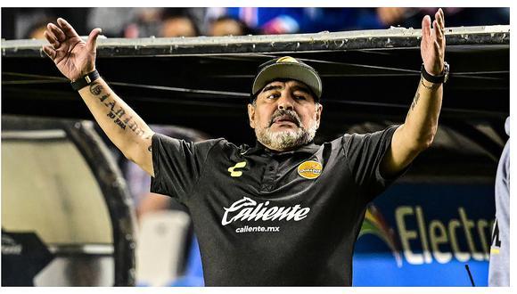 Diego Maradona: dan a conocer su estado de salud tras ser internado de urgencia