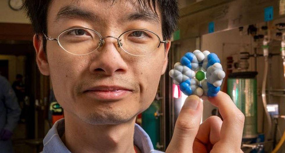 Crean molécula capaz de desalinizar el agua
