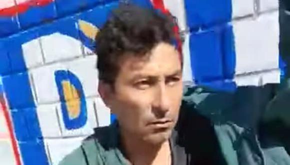 Henry Montoya Rivera (42) fue acusado de ultrajar a una perrita hasta causarle la muerte. (Foto: Difusión)