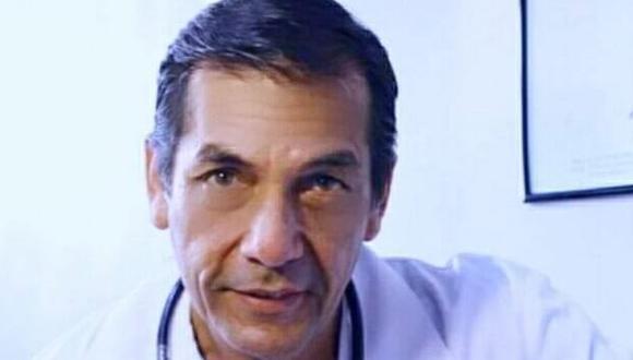 Médico Julio Manuel Grados es parte del FBC Melgar