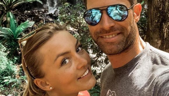 Angelique Boyer y Sebastián Rulli siguen sorprendiendo a sus seguidores con sus contenidos en Tik Tok. (Foto: Instagram)