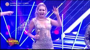 Gisela Valcárcel y el jurado de 'El Artista del Año' bailaron al ritmo de Grease en vivo (VIDEO)