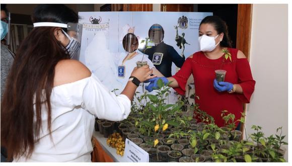 La Municipalidad Provincial de Trujillo, a través de la subgerencia de turismo, apostó por recuperar producto ancestral con actividad cultural.