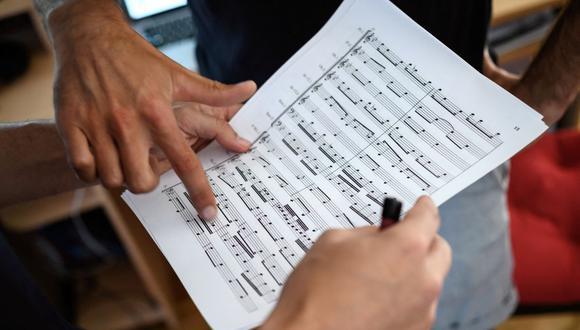 La Décima Sinfonía quedó incompleta a la muerte del genio, en marzo de 1827, en Viena. (Foto: Fabrice COFFRINI / AFP)