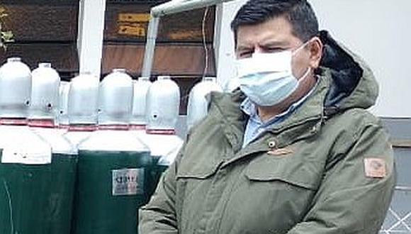 """Maciste Díaz: """"Si no me hubiesen detectado el COVID 19 a tiempo, ahora no estaría aquí"""""""