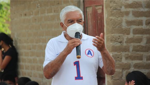 Postulante al Congreso por APP en La Libertad reconoció que no hay nada que celebrar porque la pandemia continúa avanzando.