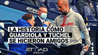 Guardiola vs. Tuchel: la historia de la cena donde ambos técnicos se hicieron amigos