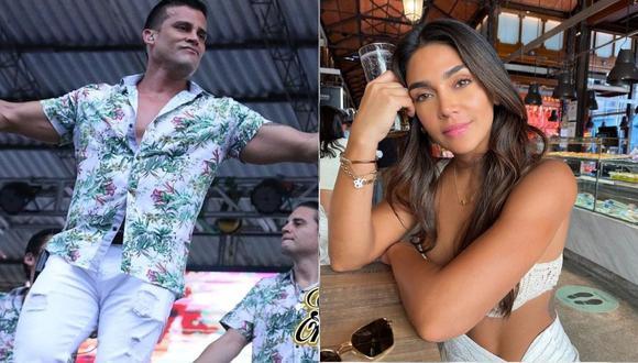 Ante las afirmaciones de la exvengadora, intervino el ex de Vania, Christian Domínguez, y nada menos que para defenderla y darle todo su apoyo.