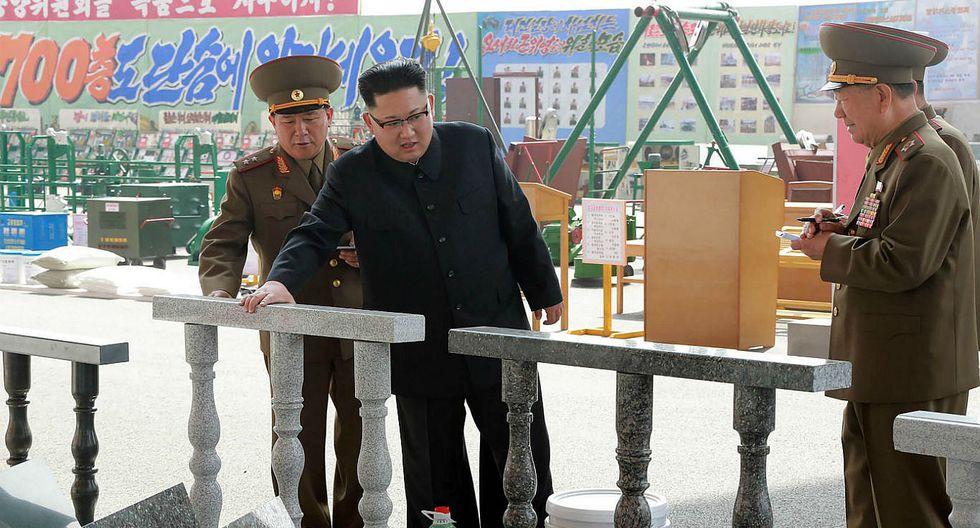 """Unión Europea: """"El misil de Corea del Norte es una amenaza para la paz internacional"""""""