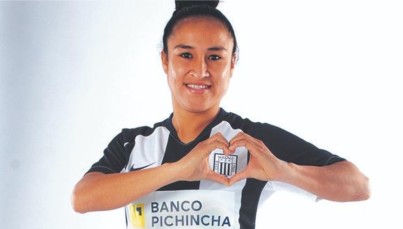Pionera del fútbol femenino en el Perú, debió lidiar con estereotipos y el machismo para consolidar una carrera que hoy es destacada por la FIFA. (Foto: Alianza Lima)